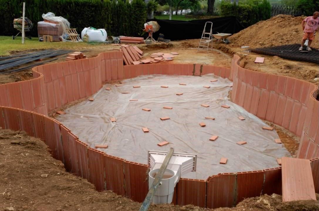 Piscina de areia aprenda as t cnicas de como construir for Piscinas caseras